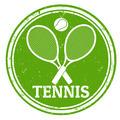Tennis stamp - PhotoDune Item for Sale