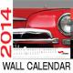 Corporate Wall Calendar 2014 - Landscape - GraphicRiver Item for Sale