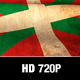 Basque Flag Motion Loop - VideoHive Item for Sale