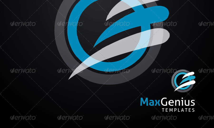 MaxGenius Business Corporate ID Pack With Logo