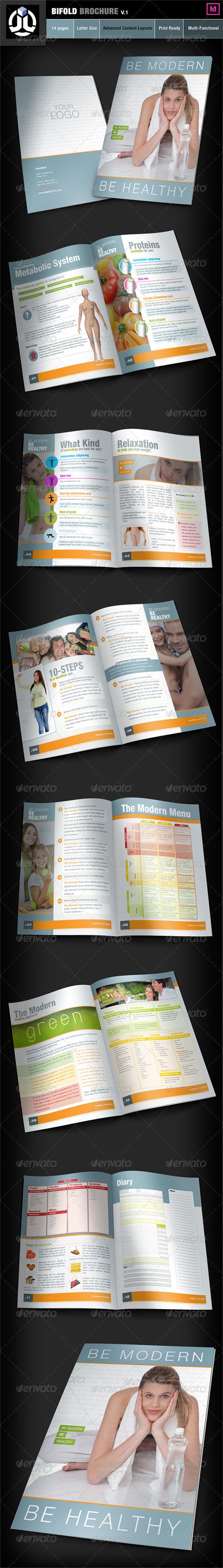 GraphicRiver Bifold Brochure V1 6326792