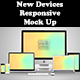 New Devices Responsive Mock Up - GraphicRiver Item for Sale