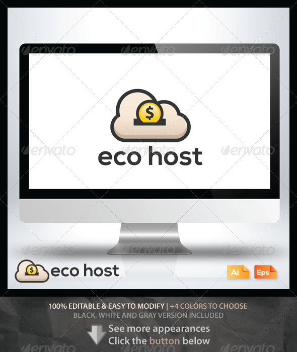 GraphicRiver Eco Host 6390404