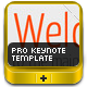 Professional Keynote Template - GraphicRiver Item for Sale