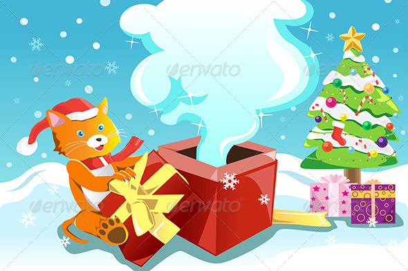 GraphicRiver Christmas Design 6391798