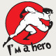 I'm a Hero - T-Shirt - GraphicRiver Item for Sale