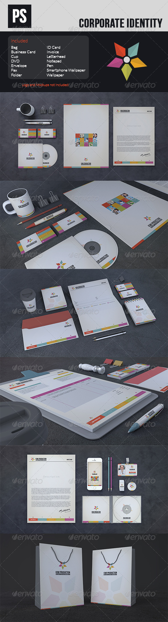 GraphicRiver Corporate Identity 6392276