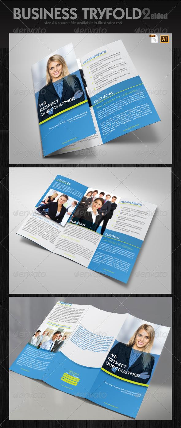 GraphicRiver Business Brochure Design 6393805