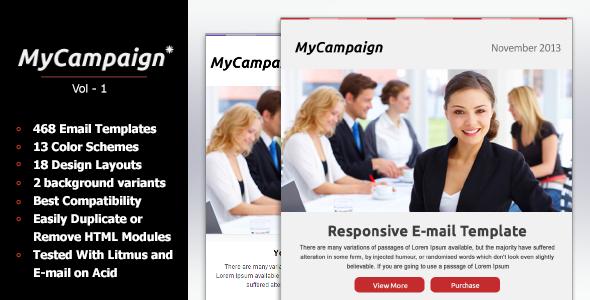 ThemeForest MyCampaign Multipurpose Business & E-commerce Em 6388059