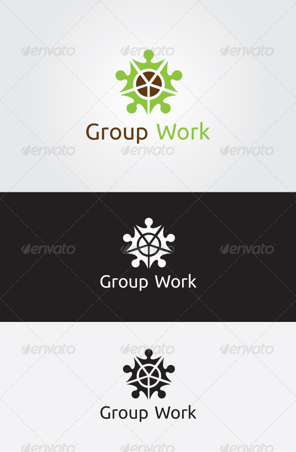 GraphicRiver Group Work 6394675
