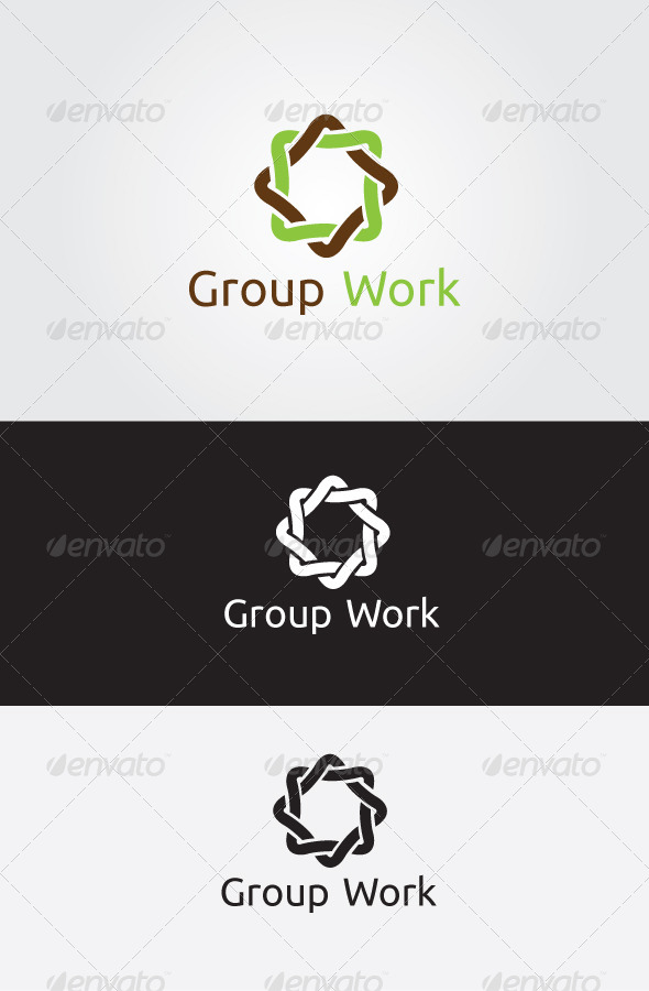 GraphicRiver Group Work 6394702