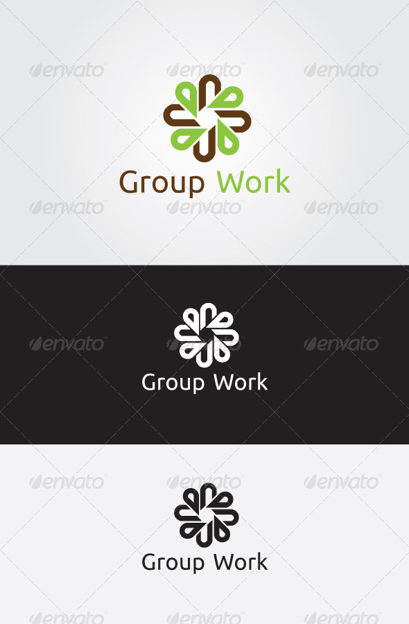 GraphicRiver Group Work 6394721