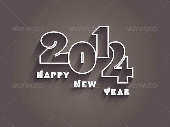 GraphicRiver Happy New Year Background 6394723