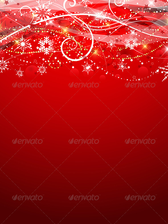 GraphicRiver Christmas Background 6394979