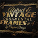 10 Frames Vol.4 - Vintage Ornament - GraphicRiver Item for Sale