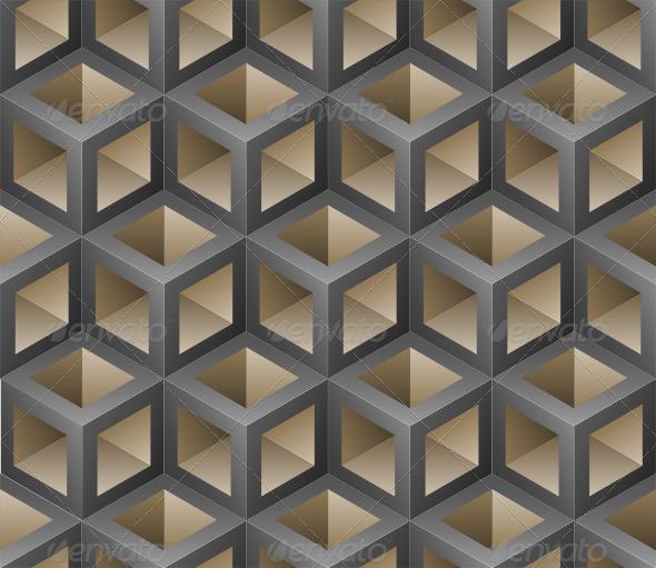 GraphicRiver Lattice Seamless Pattern Vector 6395895