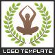 Wellness & Yoga - Logo Template