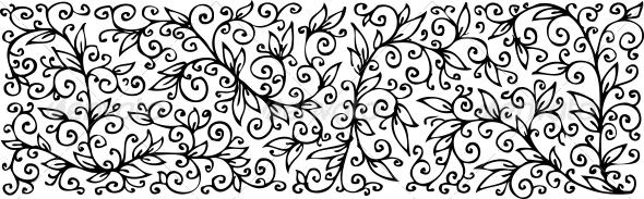 GraphicRiver Floral Texture 6396798