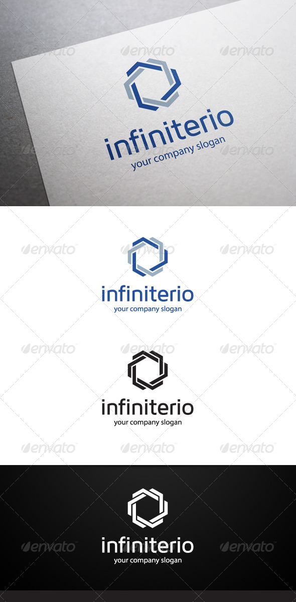 GraphicRiver Infiterio Logo 6397206