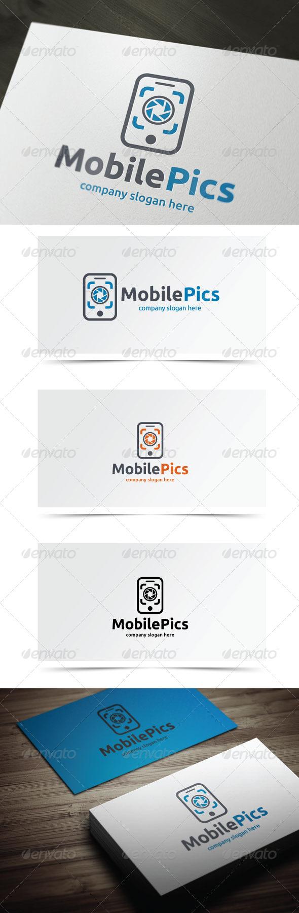 GraphicRiver Mobile Pics 6397665