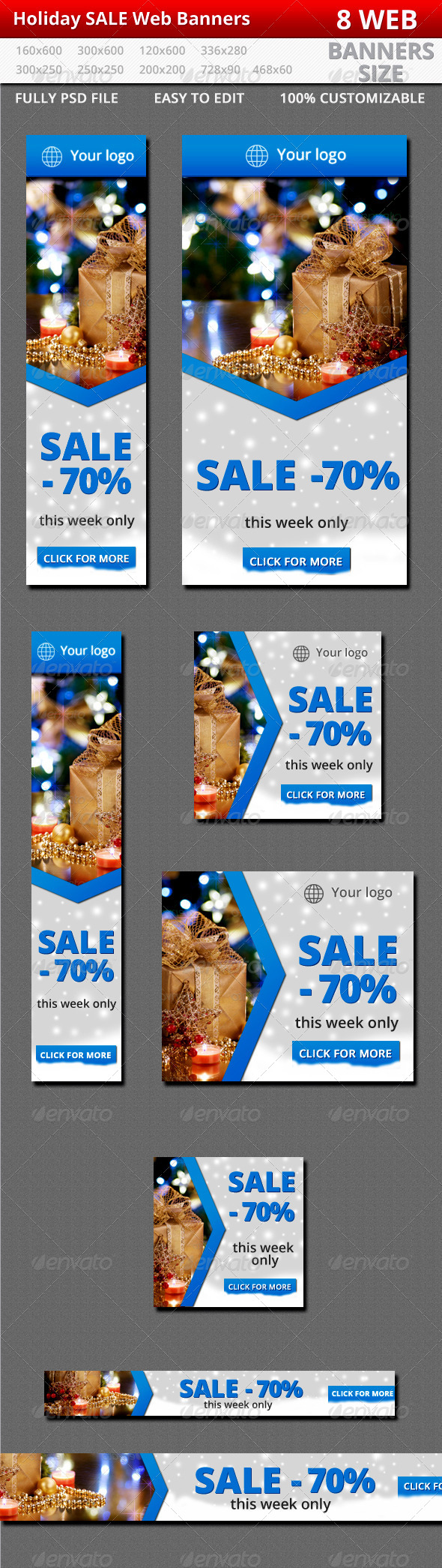 GraphicRiver Sale Banners 6397695