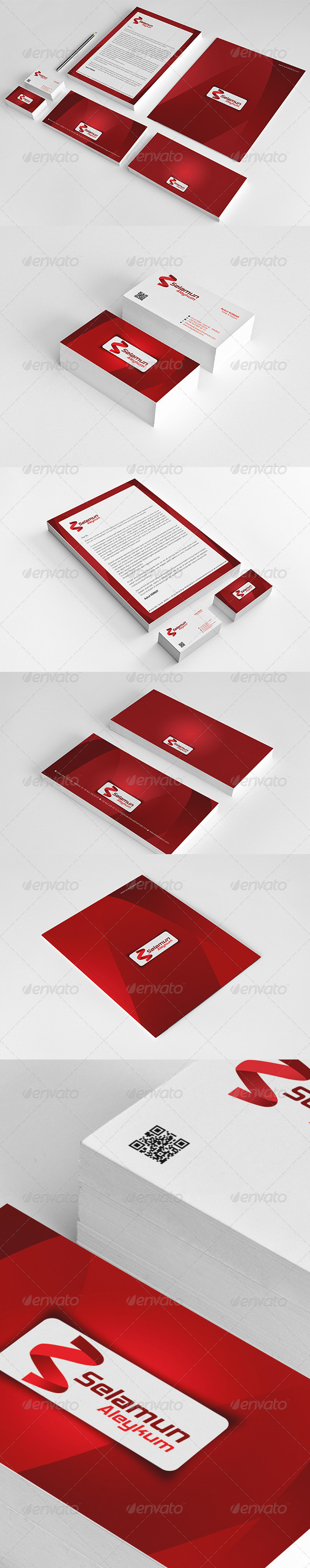 GraphicRiver Selamun Corporate Identity Package 6397921