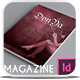 50 Pages Stylish Indesign Magazine Template - GraphicRiver Item for Sale