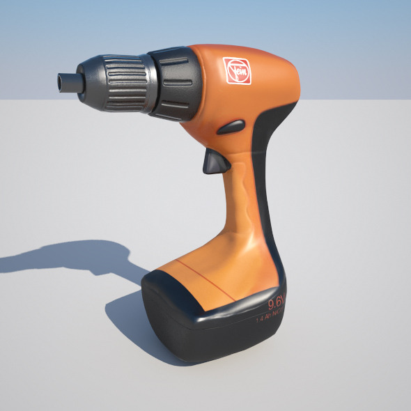 3DOcean Handy Drill 667279