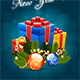 Christmas Card Template - GraphicRiver Item for Sale