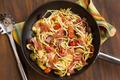 Mediterranean Salami Spaghetti - PhotoDune Item for Sale