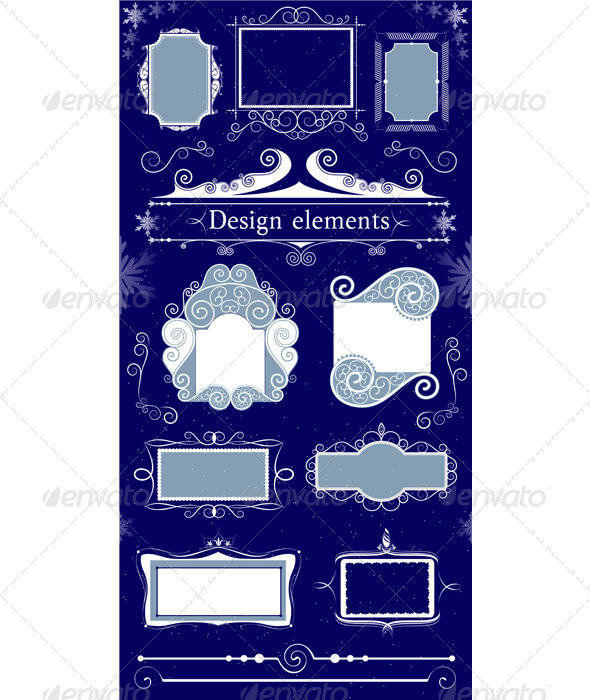 GraphicRiver Elegant Frame 6400075