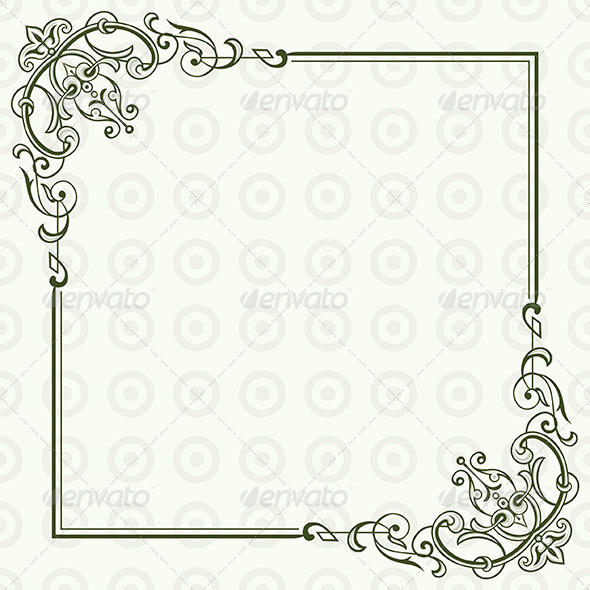GraphicRiver Elegant Frame 6400303