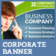 Corporate Banner - GraphicRiver Item for Sale