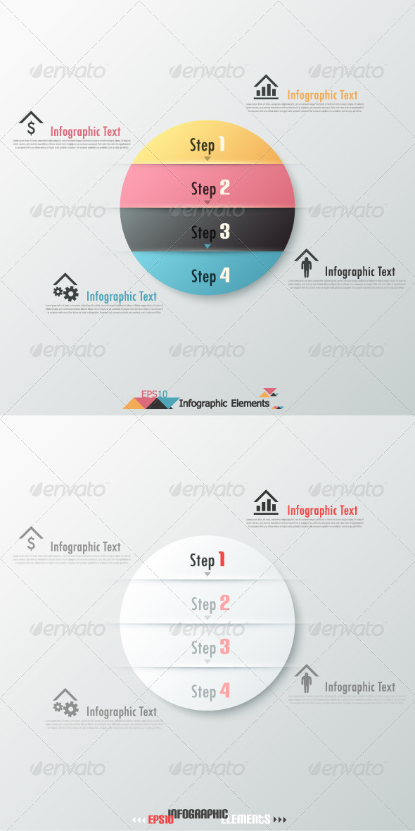 GraphicRiver Modern Infographic Options Banner Two Versions 6401273