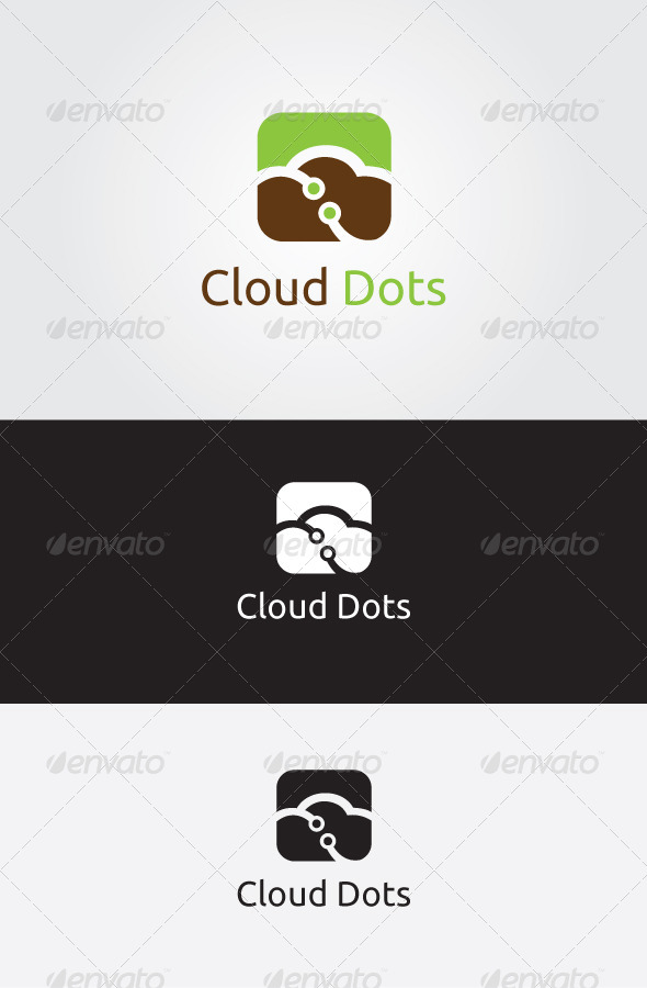 GraphicRiver Cloud Dots 6401728