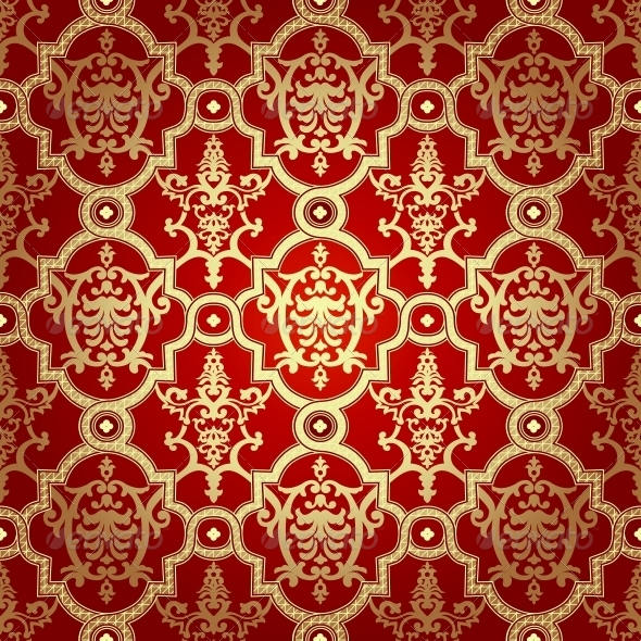 Seamless Pattern Background (Patterns) Download ~ Best GFX - Antique Looking Home Decor
