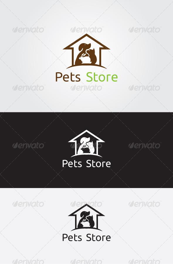 GraphicRiver Pets Store 6401869