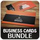 Creative Business Card - Bundle 3 in 1 [Vol.2] - GraphicRiver Item for Sale