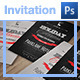 Holiday Celebration Invitation 03 - GraphicRiver Item for Sale