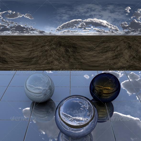 3DOcean Desert 68 6406633