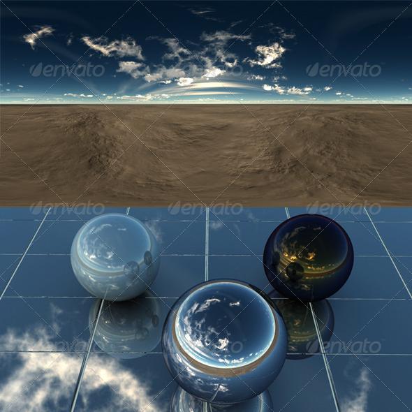 3DOcean Desert 70 6406681