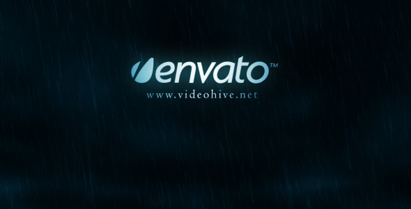 After Effects Project - VideoHive Lightning Thunder Logo Reveal 668048