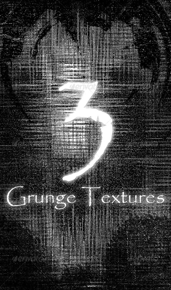 GraphicRiver Grunge Brushes V.1 6406944