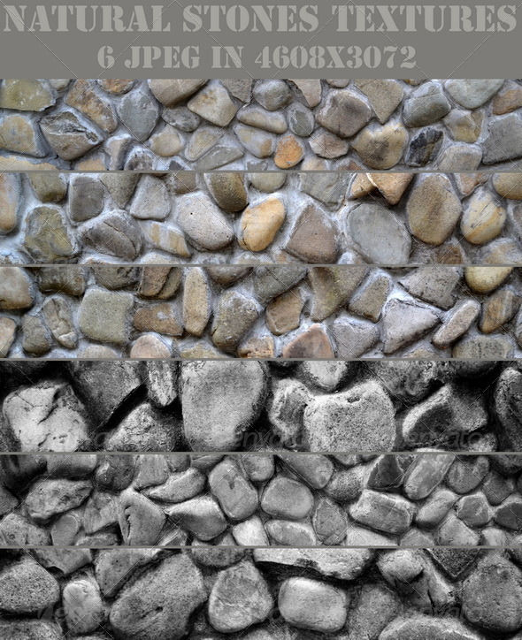 Natural Stone Textures - Stone Textures