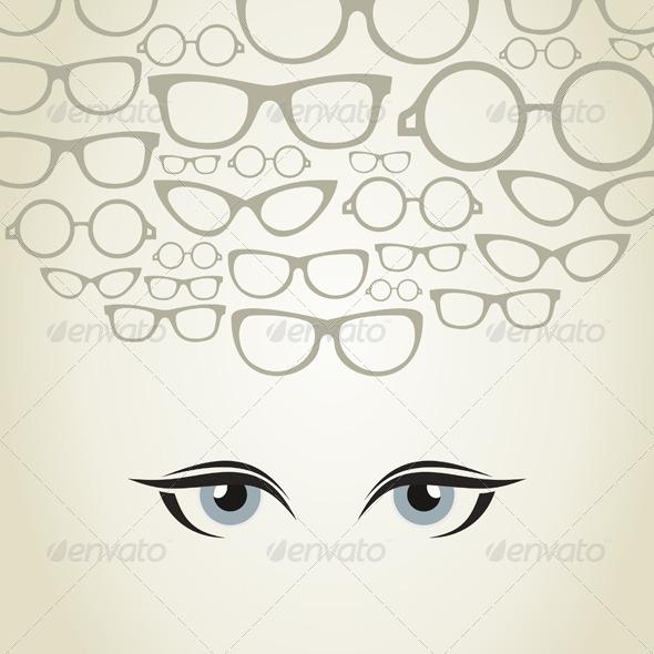GraphicRiver Glasses 6407497