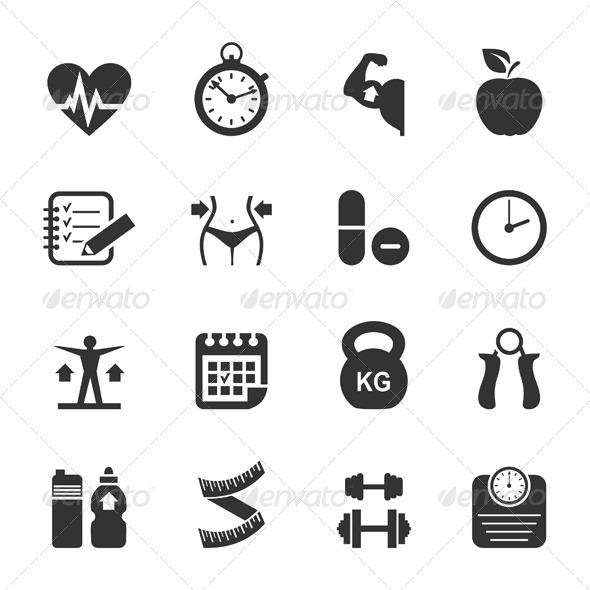 GraphicRiver Medicine Icon 6407510