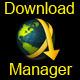 స్మార్ట్ డౌన్లోడ్ మేనేజర్ - అమ్మకానికి కోసం WorldWideScripts.net అంశం