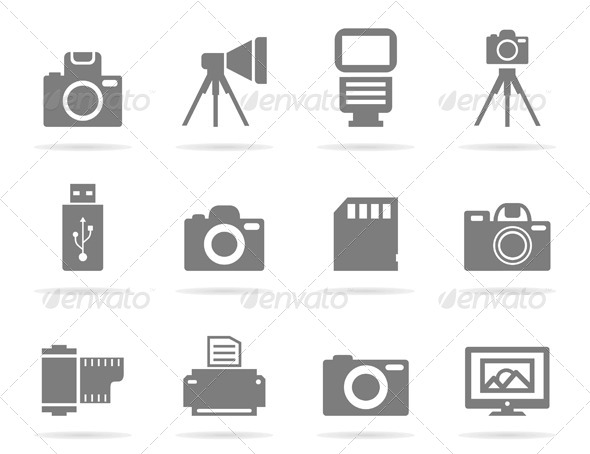 GraphicRiver Photo an Icon 6407703