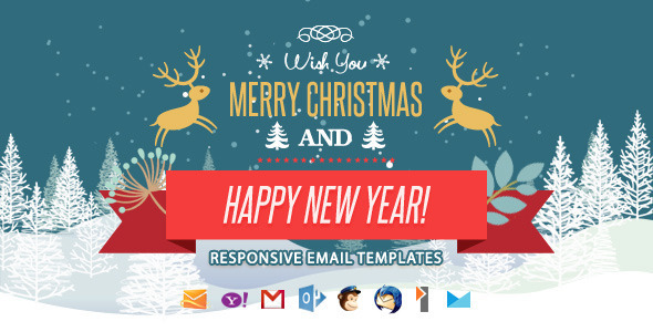 ThemeForest Noelicious Responsive Email Template 6409596