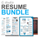 Gstudio Resume Bundle - GraphicRiver Item for Sale